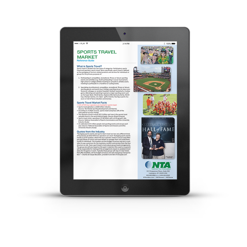 Sports Travel Market | NTA | Article