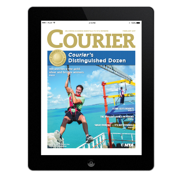 February 201 Courier