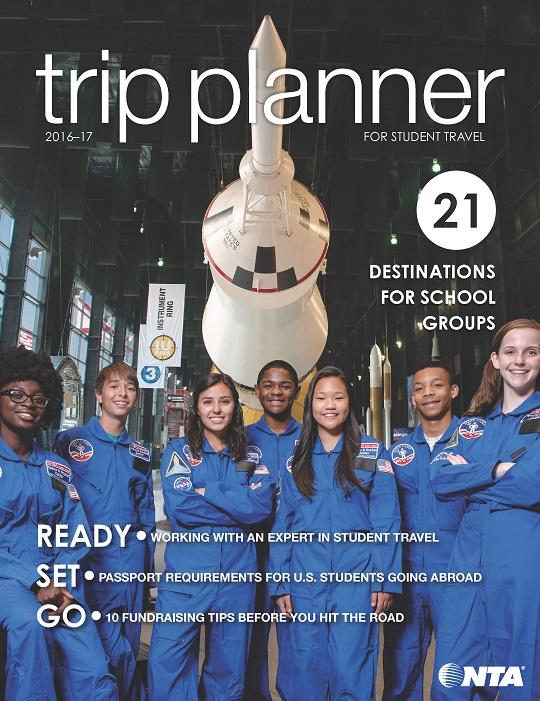 Student Travel Trip Planner 2016 2017