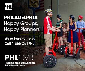 Philadelphia Convention & Visitors Bureau | Segway | Happy Groups, Happy Planners