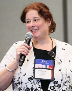 Suzanne Slavitter