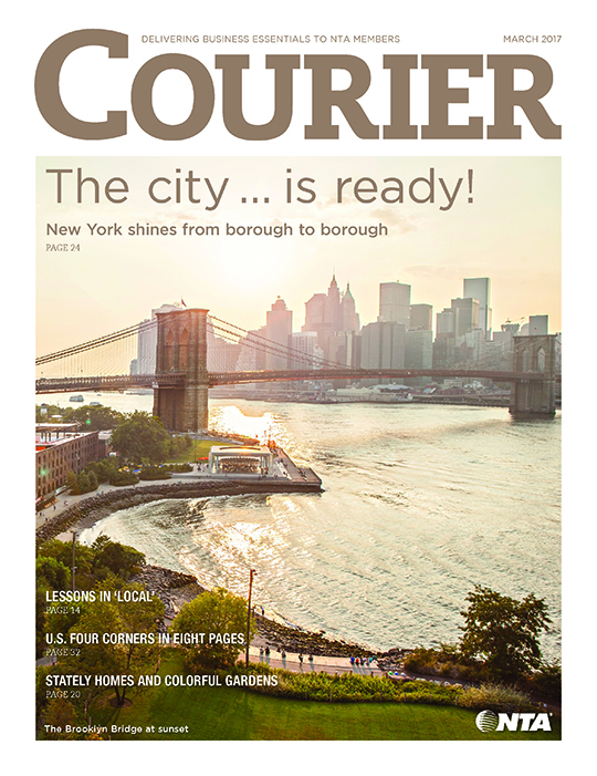 March-Courier